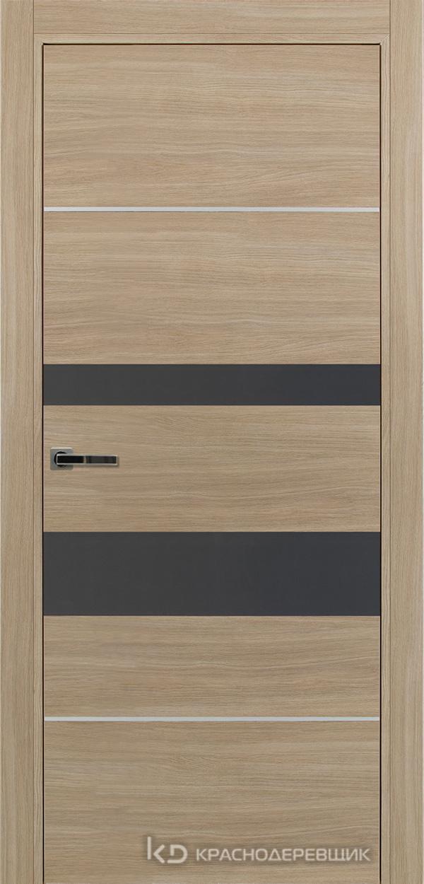 700 Серо-зеленый Дверь 703М ДО 21- 9 (пр/л), мех.замок, СтеклоСильвер