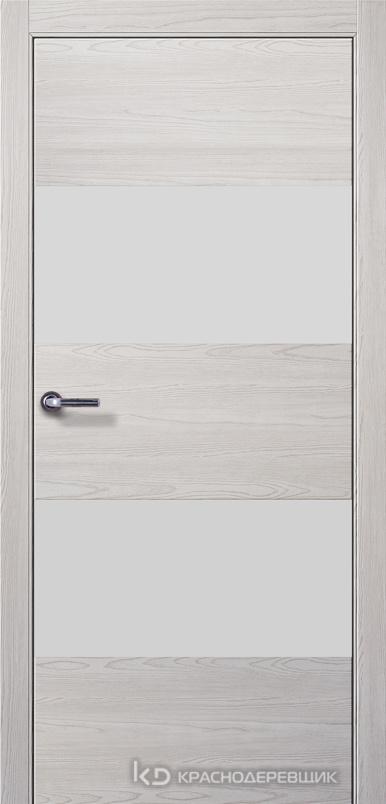 700 Пиния Дверь 705 ДО 21- 9 (пр/л), мех.замок, СтеклоБелое