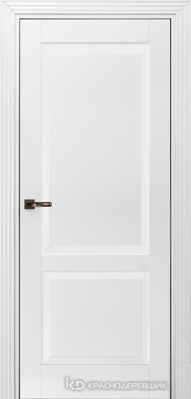 730 MDF ЭмальБелый Дверь 732 ДГ 21- 9 (пр/л), с фурн.