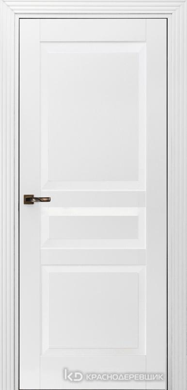 730 MDF ЭмальБелый Дверь 733 ДГ 21- 9 (пр/л), с фурн.