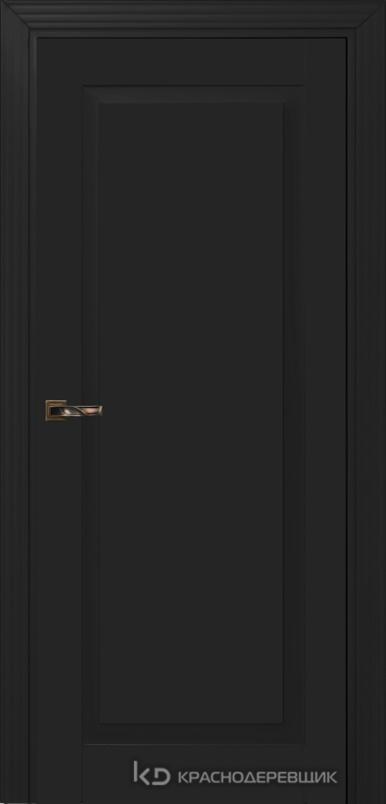 730 MDF ЭмальЧерный Дверь 731 ДГ 21- 9 (пр/л), с фурн.
