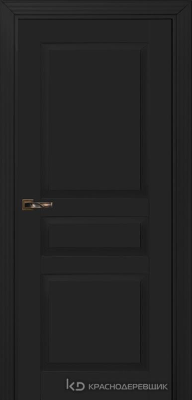 730 MDF ЭмальЧерный Дверь 733 ДГ 21- 9 (пр/л), с фурн.