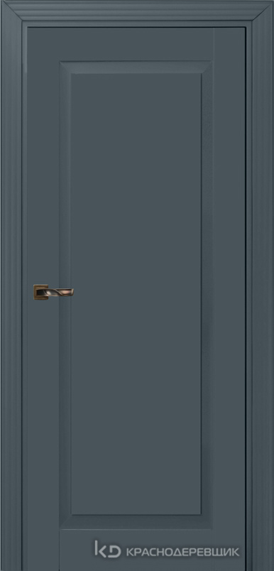 730 MDF ЭмальСерый Дверь 731 ДГ 21- 9 (пр/л), с фурн.