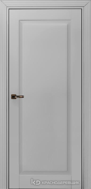 730 MDF ЭмальСветлоСерый Дверь 731 ДГ 21- 9 (пр/л), с фурн.