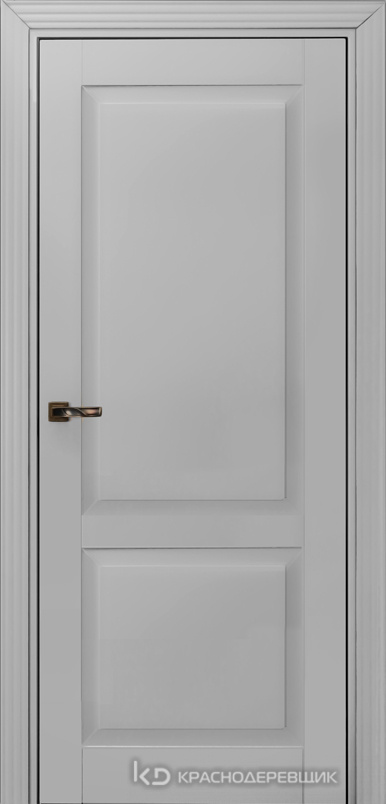 730 MDF ЭмальСветлоСерый Дверь 732 ДГ 21- 9 (пр/л), с фурн.