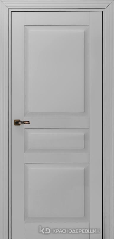 730 MDF ЭмальСветлоСерый Дверь 733 ДГ 21- 9 (пр/л), с фурн.