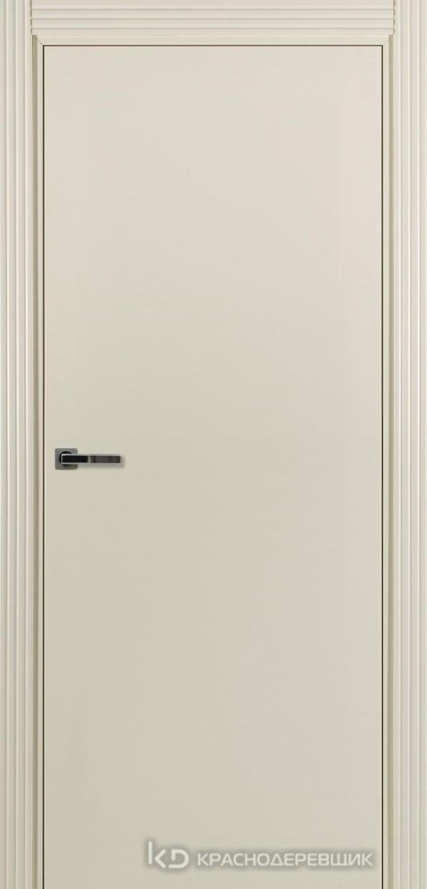 730 MDF ЭмальЖемчужный Дверь 730 ДГ 21- 9 (пр/л), с фурн.