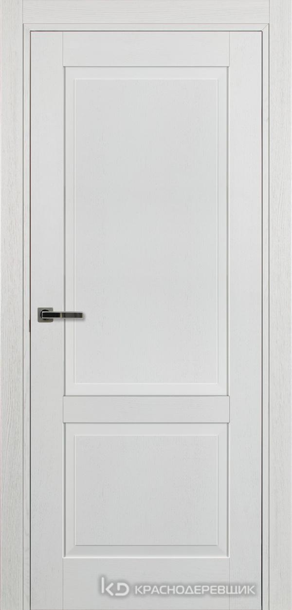 740 ШпонЭмальБелый Дверь 742 ДГ 21- 9 (пр/л), с фурн.