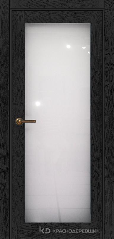 740 ШпонЭмальЧерный Дверь 749 ДО 21- 9 (пр/л), с фурн.