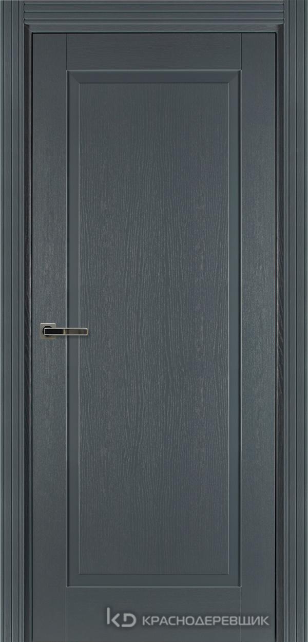 740 ШпонЭмальСерый Дверь 741 ДГ 21- 9 (пр/л), с фурн.