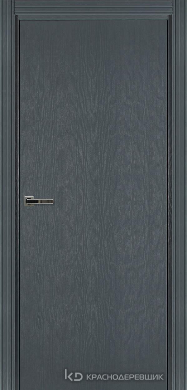740 ШпонЭмальСерый Дверь 740 ДГ 21- 9 (пр/л), с фурн.