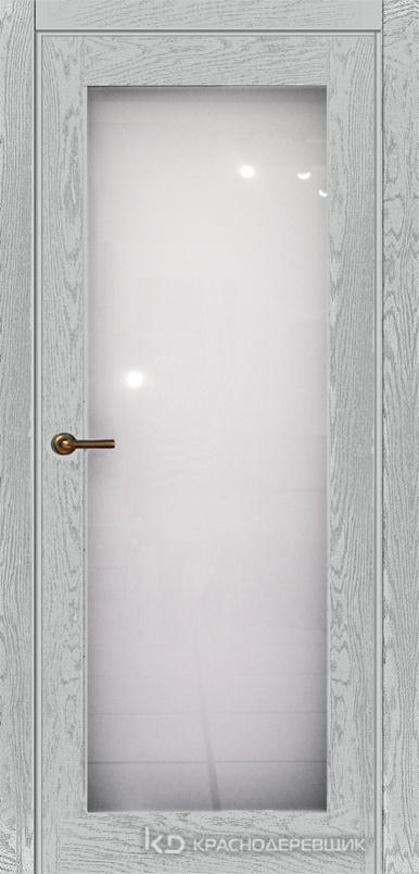 740 ШпонЭмальСветлоСерый Дверь 749 ДО 21- 9 (пр/л), с фурн.