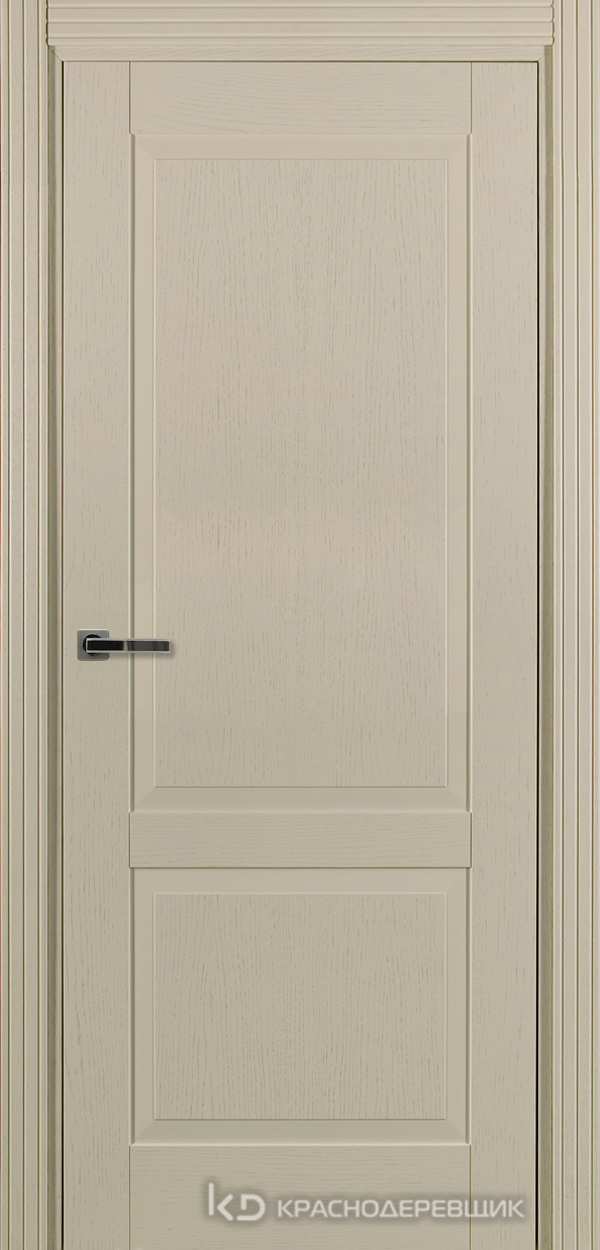 740 ШпонЭмальЖемчужный Дверь 742 ДГ 21- 9 (пр/л), с фурн.