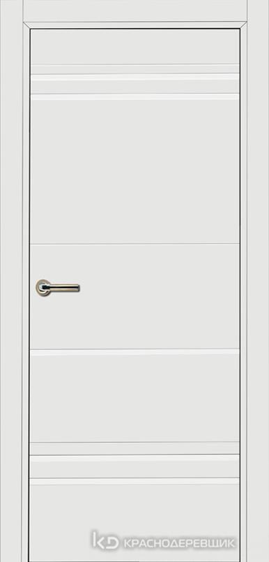 750 MDF ЭмальБелый Дверь 758 ДГ 21- 9 (пр/л), с фурн.
