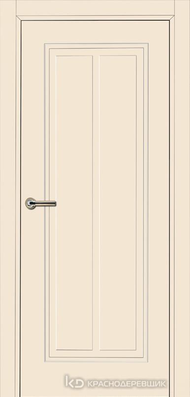 750 MDF ЭмальЖемчужный Дверь 754 ДГ 21- 9 (пр/л), с фурн.