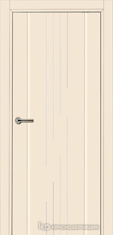 750 MDF ЭмальЖемчужный Дверь 757 ДГ 21- 9 (пр/л), с фурн.