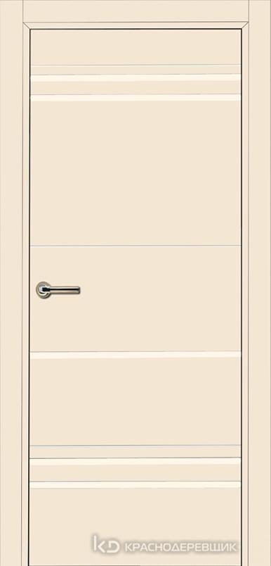 750 MDF ЭмальЖемчужный Дверь 758 ДГ 21- 9 (пр/л), с фурн.