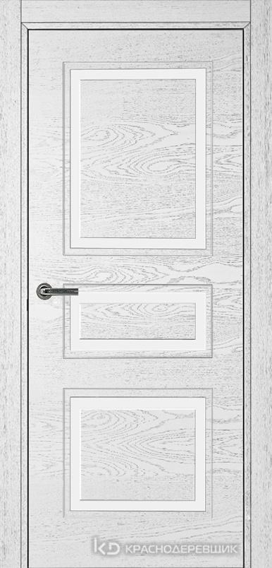 770 ШпонЭмальБелый Дверь 773 ДГ 21- 9 (пр/л), с фурн.