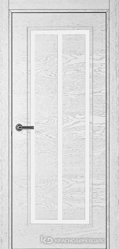 770 ШпонЭмальБелый Дверь 774 ДГ 21- 9 (пр/л), с фурн.