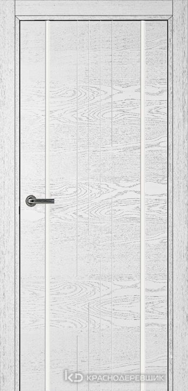 770 ШпонЭмальБелый Дверь 777 ДГ 21- 9 (пр/л), с фурн.