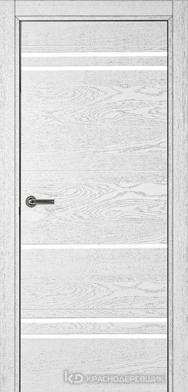 770 ШпонЭмальБелый Дверь 778 ДГ 21- 9 (пр/л), с фурн.