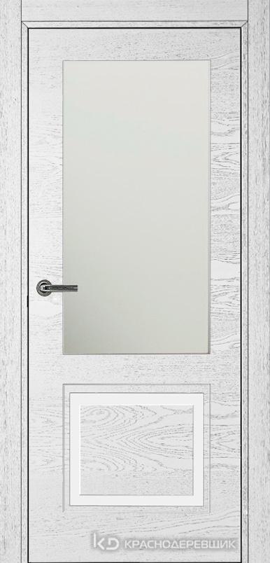 770 ШпонЭмальБелый Дверь 772.1 ДО 21- 9 (пр/л), с фурн.