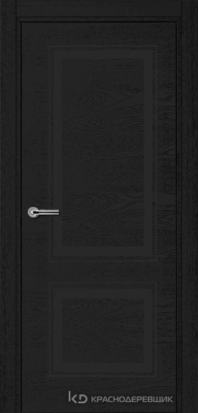 770 ШпонЭмальЧерный Дверь 772 ДГ 21- 9 (пр/л), с фурн.