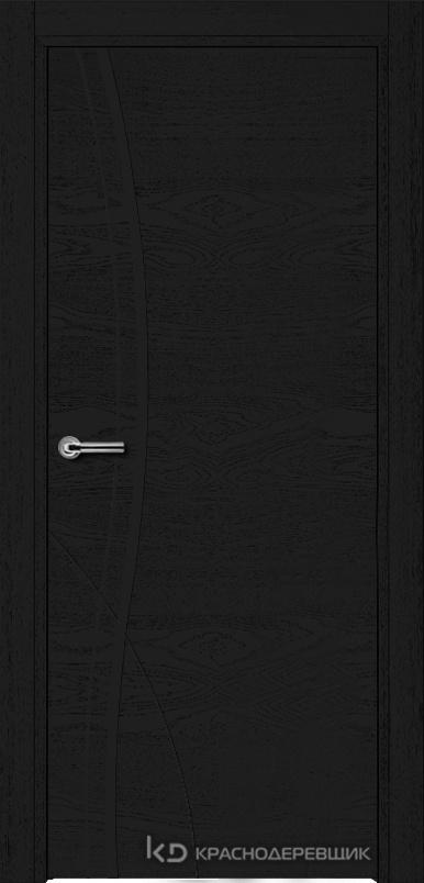 770 ШпонЭмальЧерный Дверь 776 ДГ 21- 9 (пр/л), с фурн.