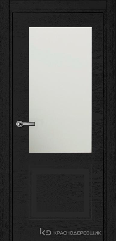 770 ШпонЭмальЧерный Дверь 772.1 ДО 21- 9 (пр/л), с фурн.