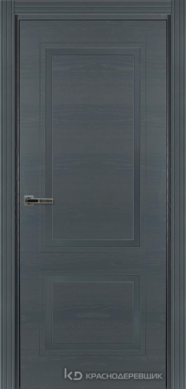 770 ШпонЭмальСерый Дверь 772 ДГ 21- 9 (пр/л), с фурн.