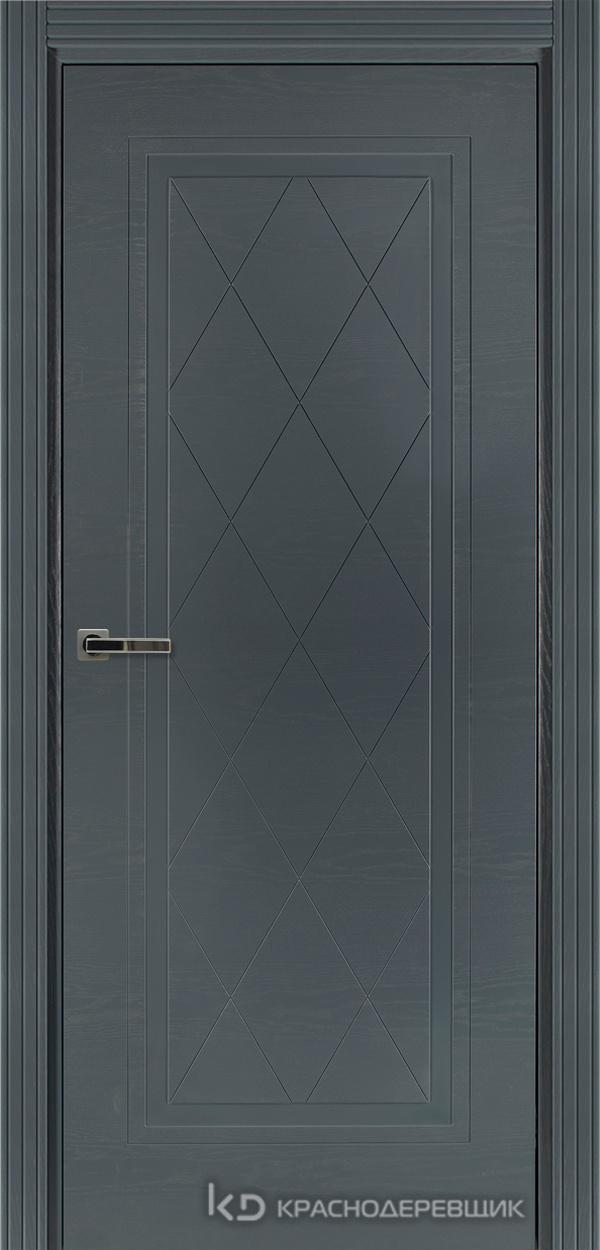770 ШпонЭмальСерый Дверь 775 ДГ 21- 9 (пр/л), с фурн.