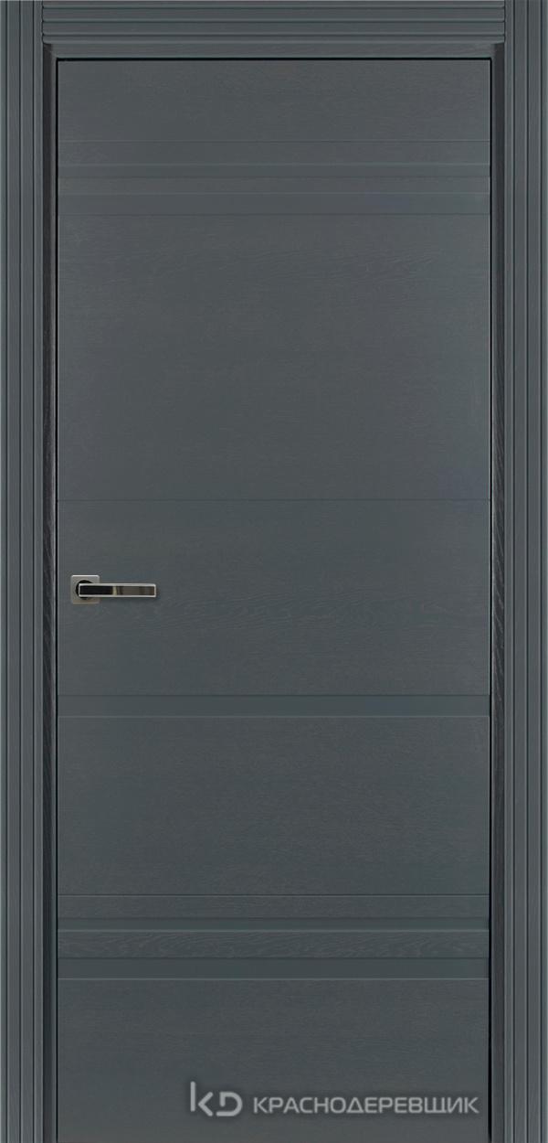 770 ШпонЭмальСерый Дверь 778 ДГ 21- 9 (пр/л), с фурн.