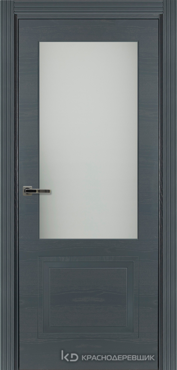 770 ШпонЭмальСерый Дверь 772.1 ДО 21- 9 (пр/л), с фурн.