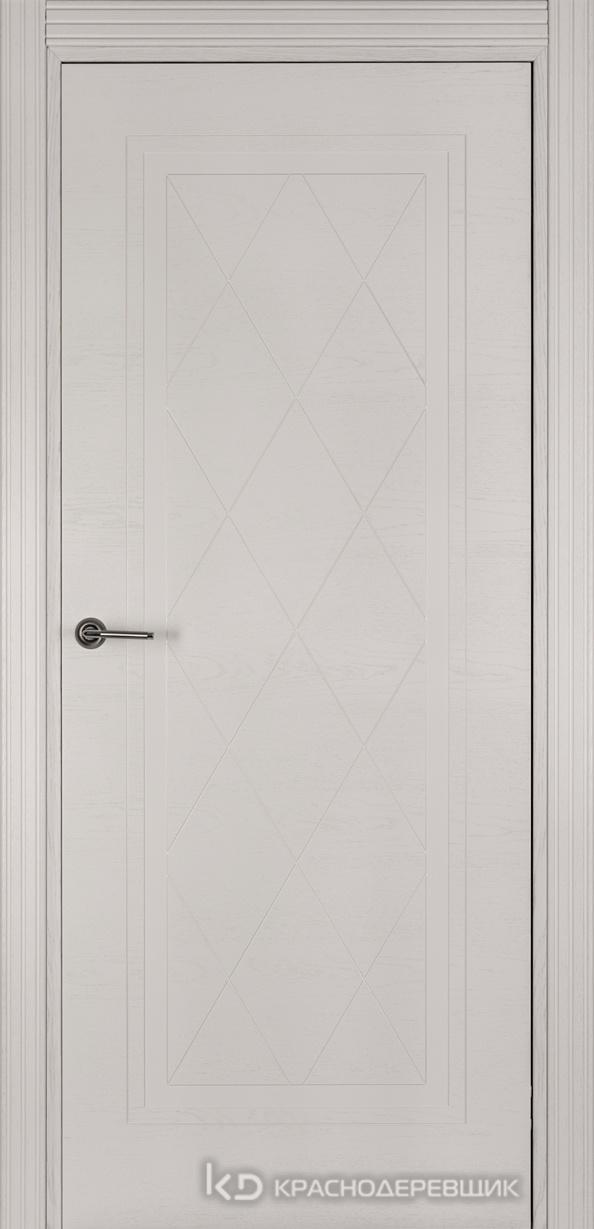 770 ШпонЭмальСветлоСерый Дверь 775 ДГ 21- 9 (пр/л), с фурн.