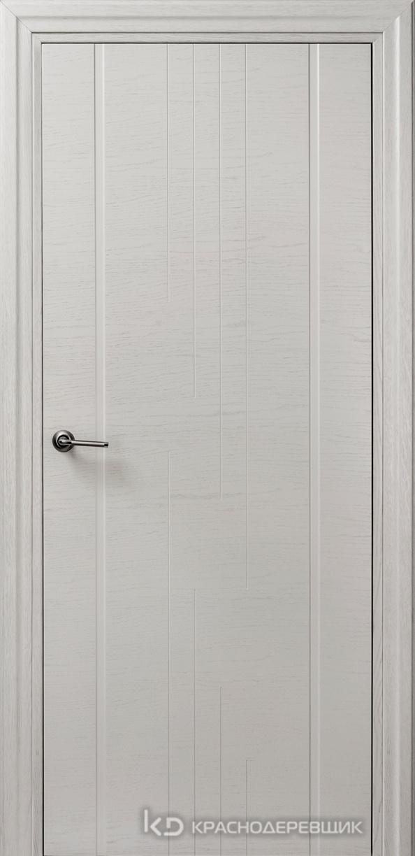 770 ШпонЭмальСветлоСерый Дверь 777 ДГ 21- 9 (пр/л), с фурн.