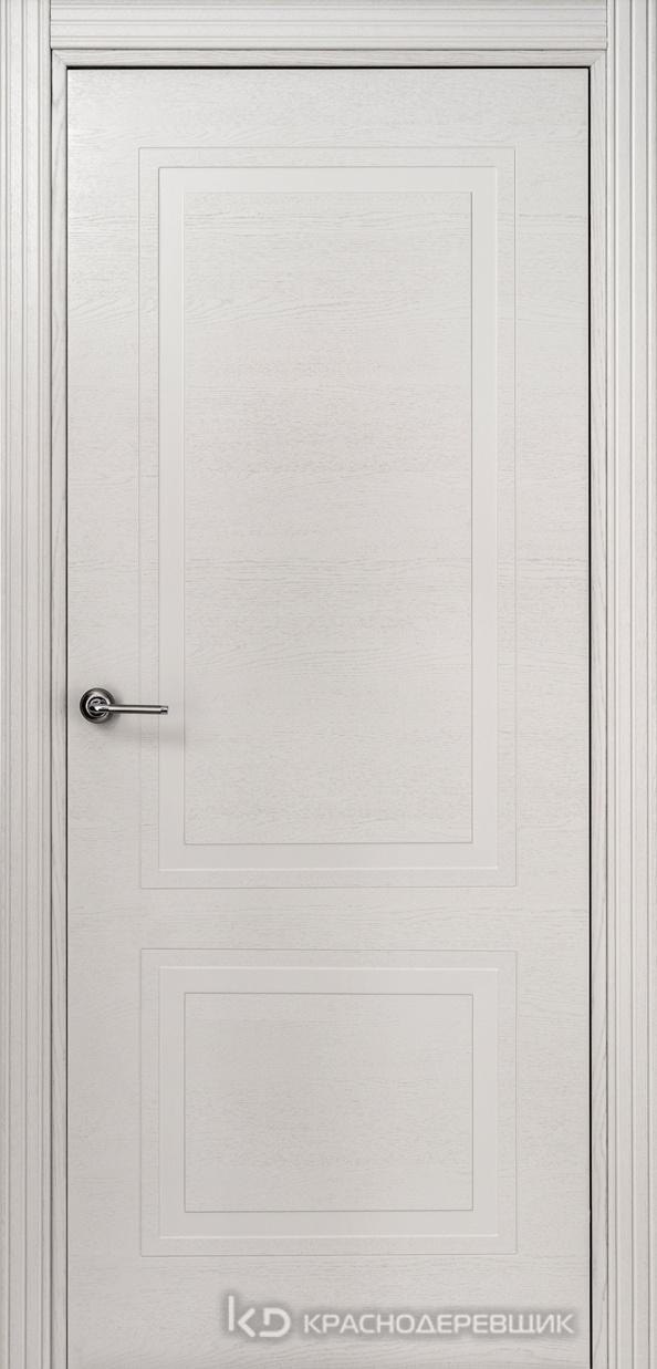 770 ШпонЭмальСветлоСерый Дверь 772 ДГ 21- 9 (пр/л), с фурн.