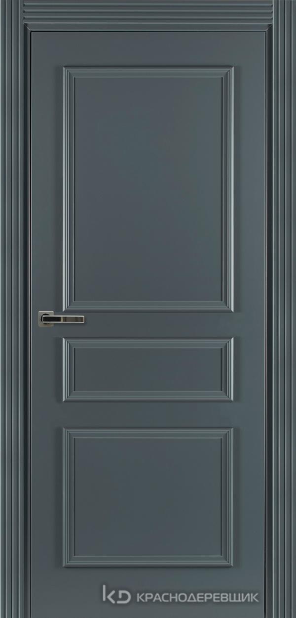 790 MDF ЭмальСерый Дверь 793 ДГ 21- 9 (пр/л), с фурн.