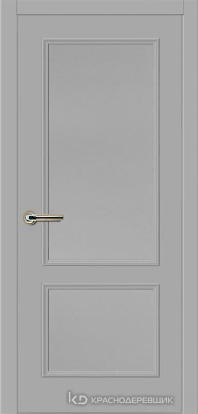 790 MDF ЭмальСветлоСерый Дверь 792 ДГ 21- 9 (пр/л), с фурн.