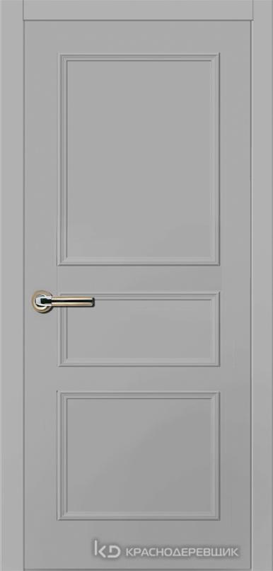 790 MDF ЭмальСветлоСерый Дверь 793 ДГ 21- 9 (пр/л), с фурн.