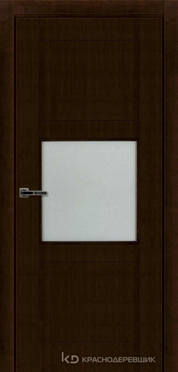 Дверь ДО мод 8008, 2000*800, КофеКурупШпон, Без фурнитуры, МатТрипл