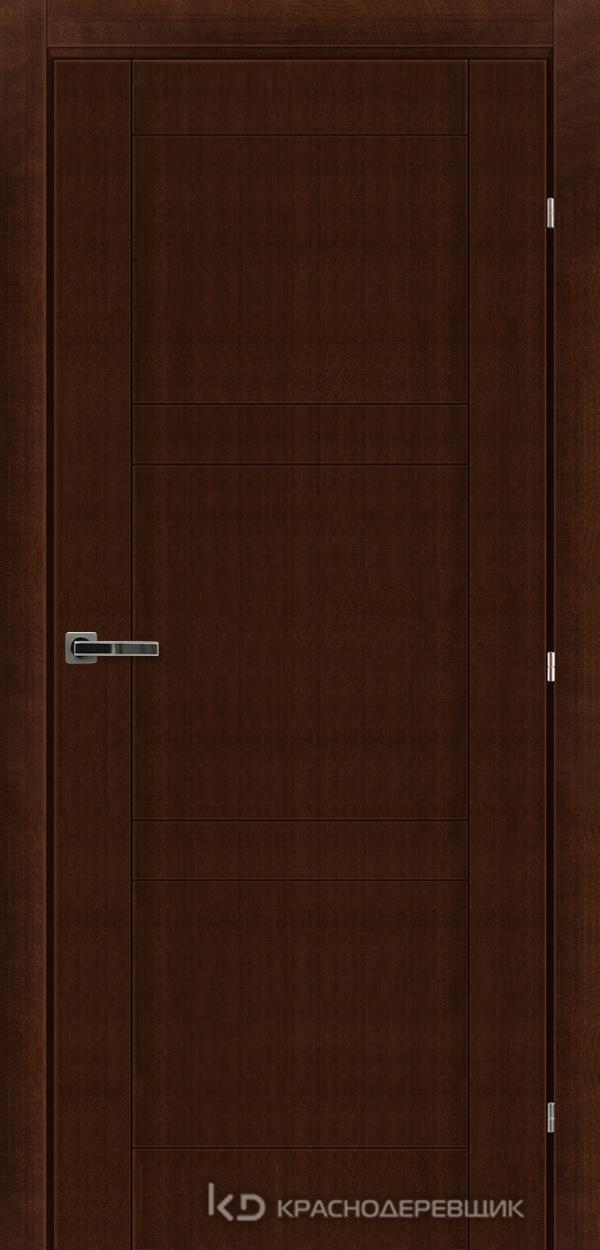 Дверь ДГ мод 8300, 2000*800, КофеКурупШпон, пр/левРаспашн, Зам-Bon, 3 ввертн петли 21- 9