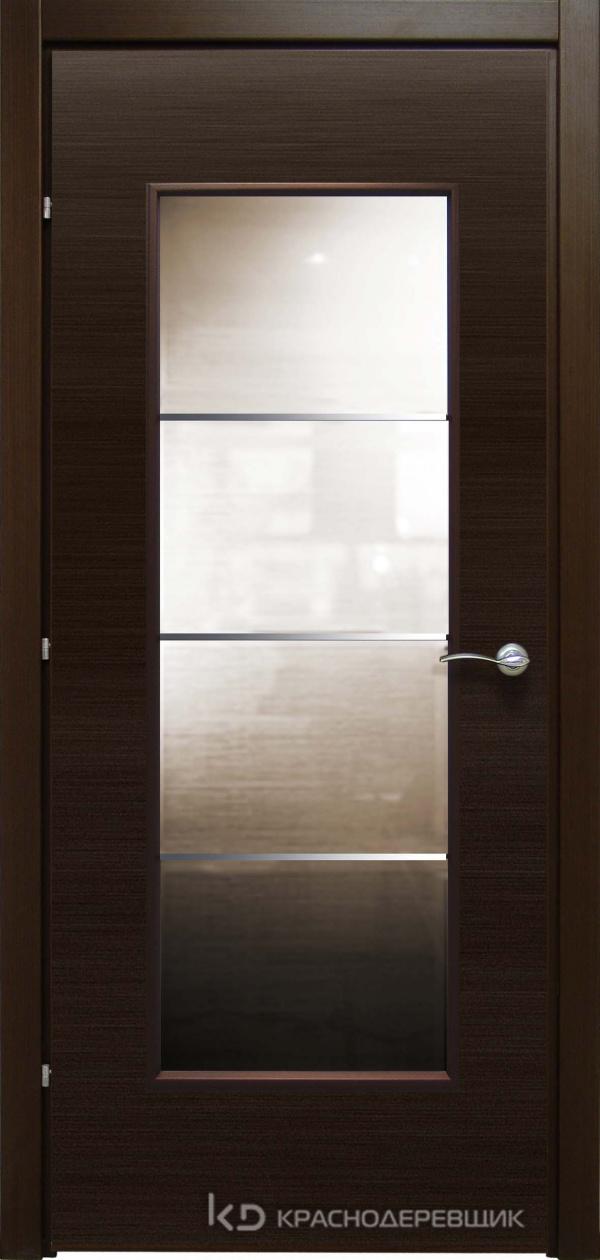 900 Венге Дверь 964 ДО 21- 9 (пр/л), с фурнитурой