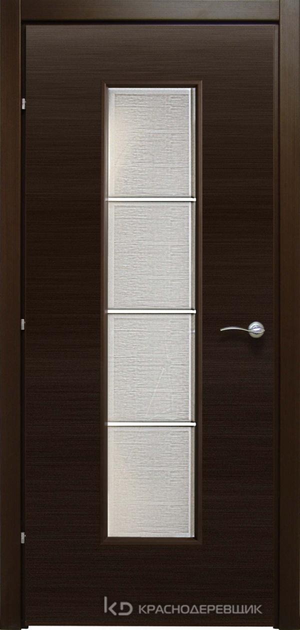 900 Венге Дверь 966 ДО 21- 9 (пр/л), с фурнитурой