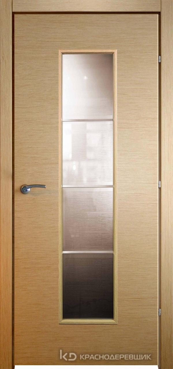 900 ОтбелДуб Дверь  906 ДО 21- 9 (пр/л), с фурнитурой