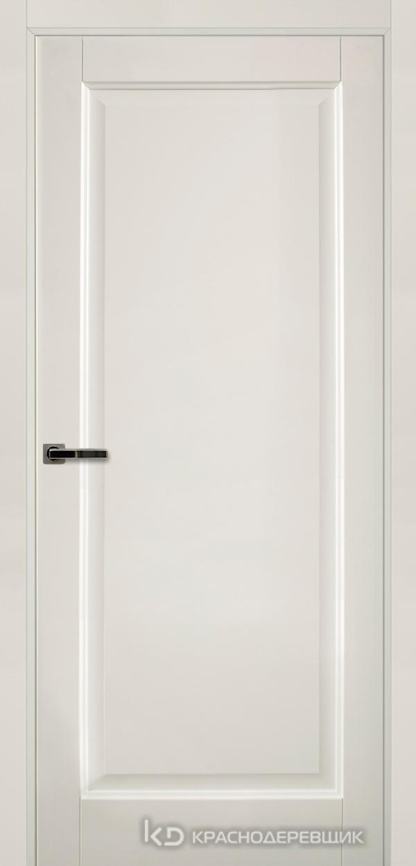Экселент БелыйПП Дверь Э39 ДГ, 21- 9, с мех.замком RENZ INLB96PLINDC п/фикс, хром; Без фрезеровки под петли, Прямой притвор