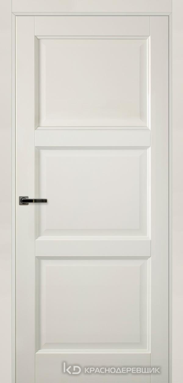 Экселент БелыйПП Дверь Э53 ДГ, 21- 9, с мех.замком RENZ INLB96PLINDC п/фикс, хром; 2 скр.петли IN301090, Прямой притвор