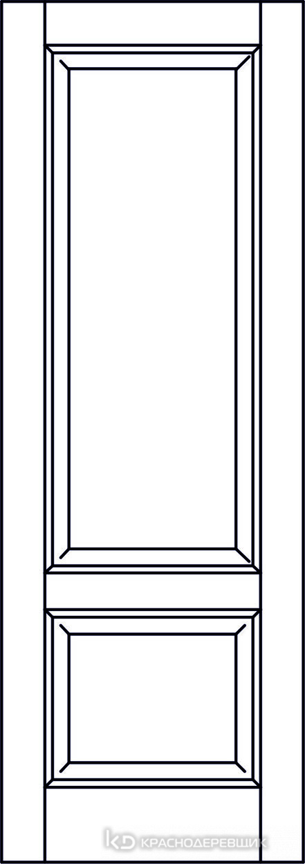 Экселент ДубГрафитPVC Дверь Э23 ДГ, 21- 9, с магн.замком AGB B041035034 п/цил, хром и 2 скр.петли IN301090, Прямой притвор