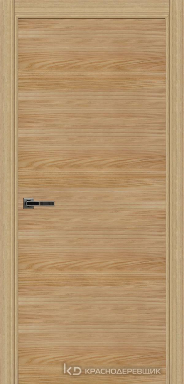 Экселент ИльмSL горизонт Дверь ЭМ00 ДГ, 21- 9, с магн.замком AGB B041035034 п/цил, хром; Без фрезеровки под петли, Прямой притвор