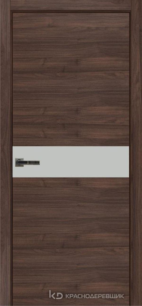 Экселент НочеДугласCPL горизонт Дверь ЭМ11 ДО, 21- 9, MatelacСильвер, Без фурн/фрез, Прямой притвор