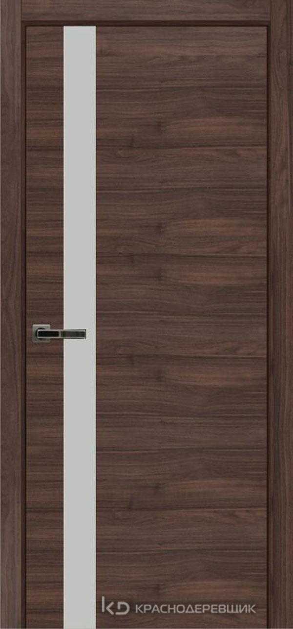 Экселент НочеДугласCPL горизонт Дверь ЭМ01 ДО, 21- 9, MatelacСильвер, с магн.замком AGB B041035034 п/цил, хром и 2 скр.петли IN301090, Прямой притвор